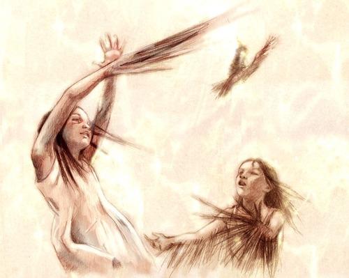 Illustration by Beatriz Martin Vidal