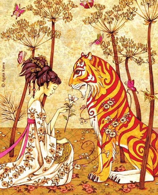 Illustration by Agata Kawa