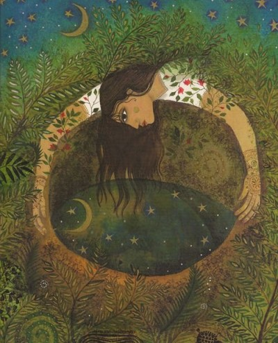 Artwork by Jane Ray