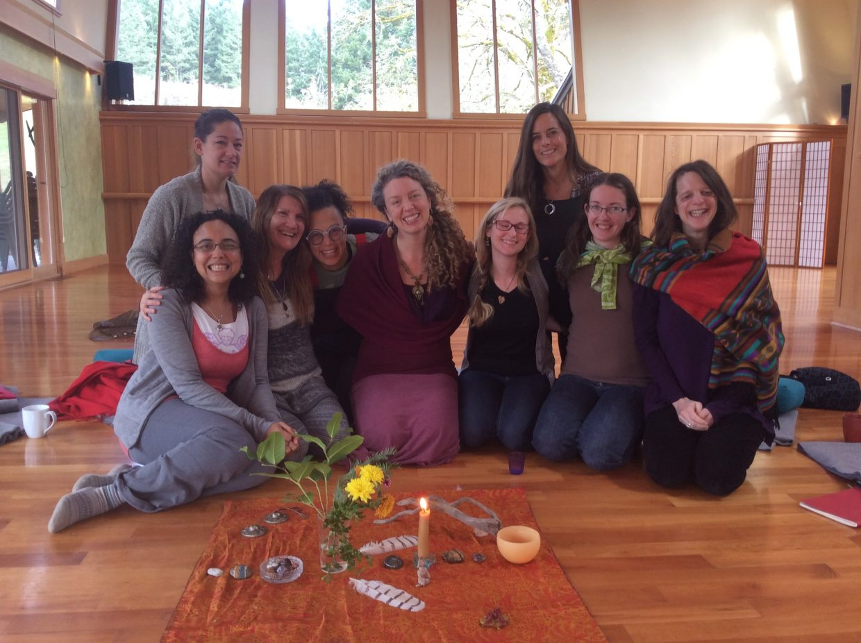 2015 Women's Dreaming Retreat in Photos