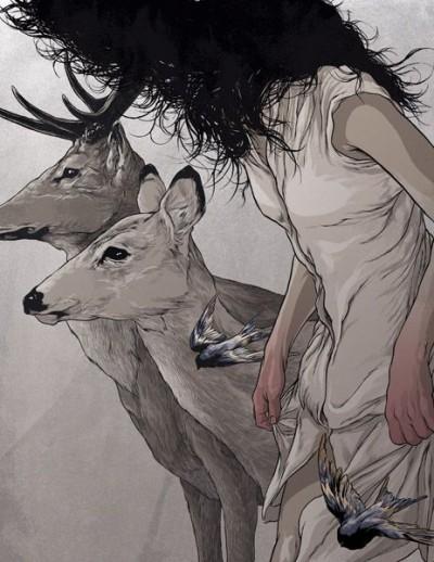 Artwork by Matthew Woodson