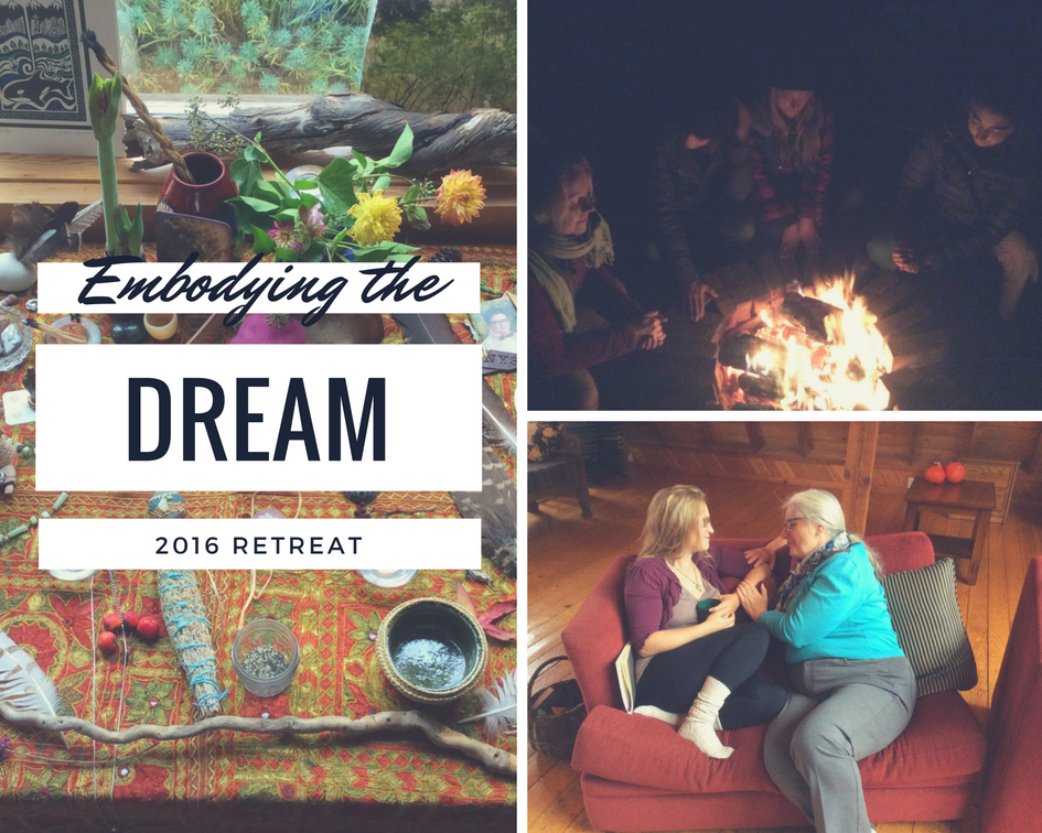 2016 Women's Dreaming Retreat in PHOTOS