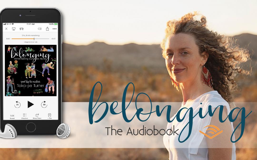 Belonging the Audiobook