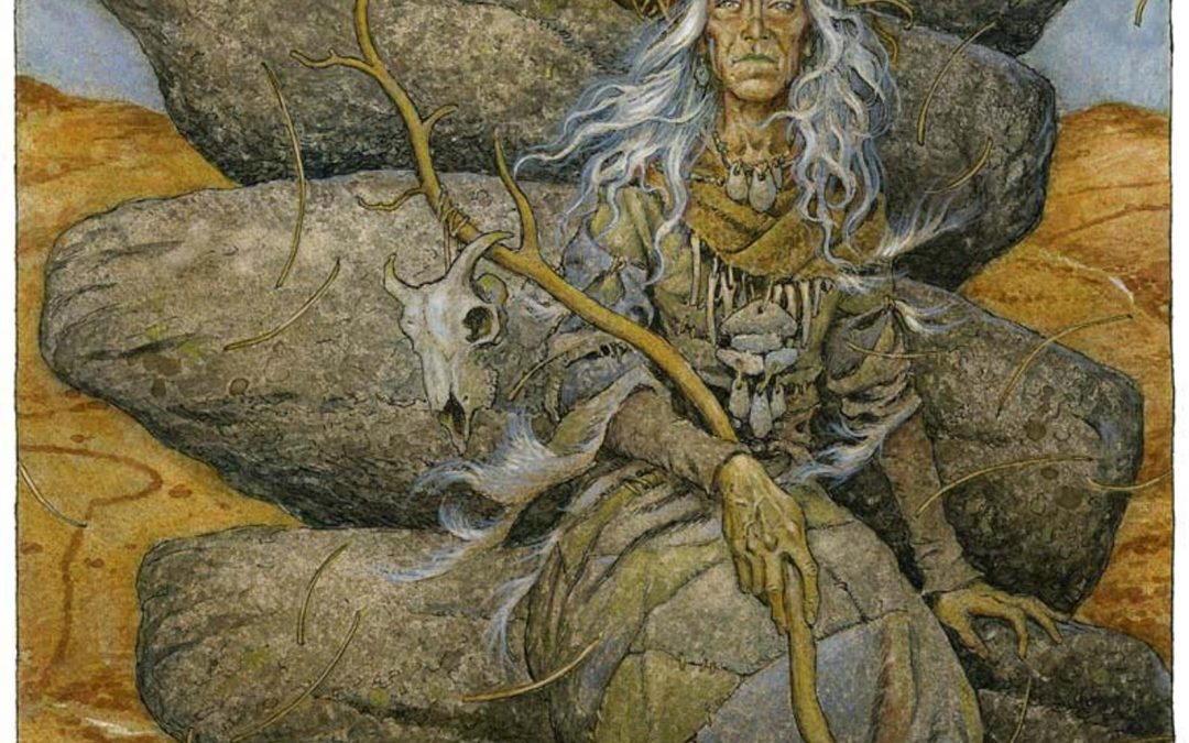 Crone at the Crossroads